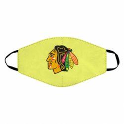 Маска для обличчя Chicago Black Hawks