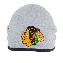 Шапка Chicago Black Hawks
