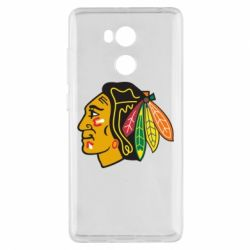Чехол для Xiaomi Redmi 4 Pro/Prime Chicago Black Hawks - FatLine