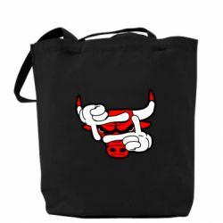 Сумка Chicago Bulls бык - FatLine