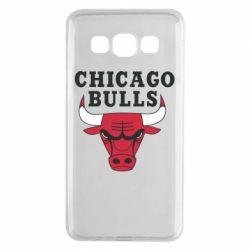 Чехол для Samsung A3 2015 Chicago Bulls Classic