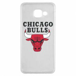 Чехол для Samsung A3 2016 Chicago Bulls Classic