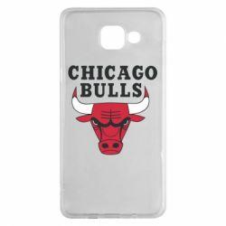 Чехол для Samsung A5 2016 Chicago Bulls Classic