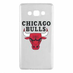 Чехол для Samsung A7 2015 Chicago Bulls Classic