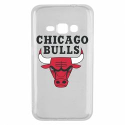 Чехол для Samsung J1 2016 Chicago Bulls Classic