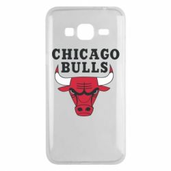 Чехол для Samsung J3 2016 Chicago Bulls Classic
