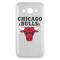 Чехол для Samsung J5 2015 Chicago Bulls Classic
