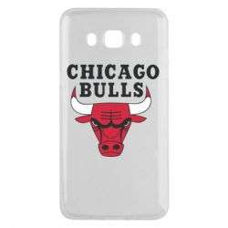 Чехол для Samsung J5 2016 Chicago Bulls Classic