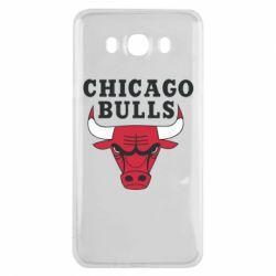 Чехол для Samsung J7 2016 Chicago Bulls Classic