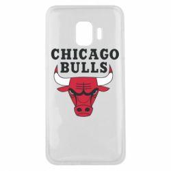 Чехол для Samsung J2 Core Chicago Bulls Classic