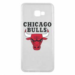 Чехол для Samsung J4 Plus 2018 Chicago Bulls Classic