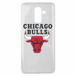 Чехол для Samsung J8 2018 Chicago Bulls Classic