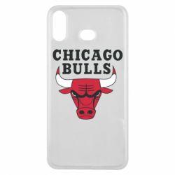 Чехол для Samsung A6s Chicago Bulls Classic