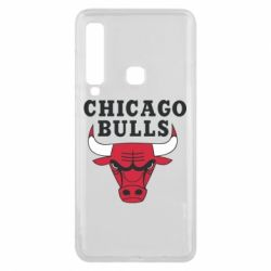 Чехол для Samsung A9 2018 Chicago Bulls Classic
