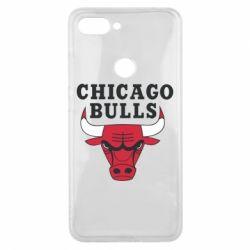 Чехол для Xiaomi Mi8 Lite Chicago Bulls Classic