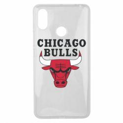 Чехол для Xiaomi Mi Max 3 Chicago Bulls Classic