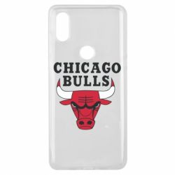 Чехол для Xiaomi Mi Mix 3 Chicago Bulls Classic