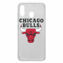 Чехол для Samsung A30 Chicago Bulls Classic