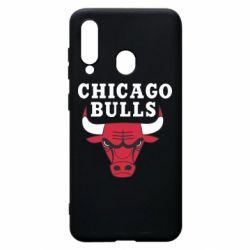 Чехол для Samsung A60 Chicago Bulls Classic