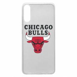 Чехол для Samsung A70 Chicago Bulls Classic