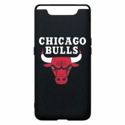 Чехол для Samsung A80 Chicago Bulls Classic