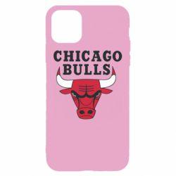 Чехол для iPhone 11 Chicago Bulls Classic