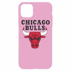 Чехол для iPhone 11 Pro Chicago Bulls Classic