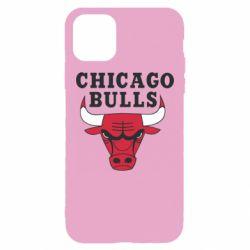 Чехол для iPhone 11 Pro Max Chicago Bulls Classic