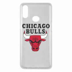 Чехол для Samsung A10s Chicago Bulls Classic