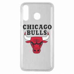 Чехол для Samsung M30 Chicago Bulls Classic