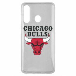 Чехол для Samsung M40 Chicago Bulls Classic