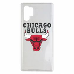 Чехол для Samsung Note 10 Plus Chicago Bulls Classic