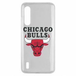 Чехол для Xiaomi Mi9 Lite Chicago Bulls Classic