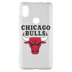 Чехол для Xiaomi Redmi S2 Chicago Bulls Classic