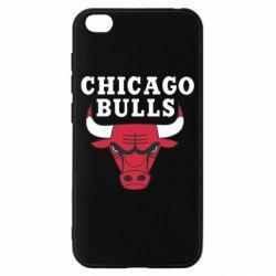 Чехол для Xiaomi Redmi Go Chicago Bulls Classic