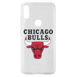 Чехол для Xiaomi Mi Play Chicago Bulls Classic