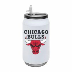 Термобанка 350ml Chicago Bulls Classic