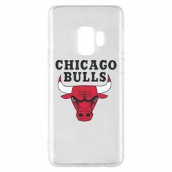 Чехол для Samsung S9 Chicago Bulls Classic