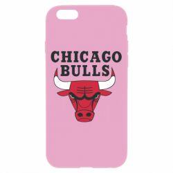 Чехол для iPhone 6/6S Chicago Bulls Classic