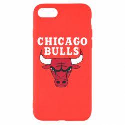 Чехол для iPhone 7 Chicago Bulls Classic