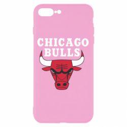 Чехол для iPhone 7 Plus Chicago Bulls Classic