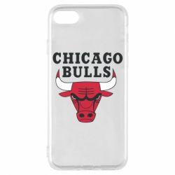 Чехол для iPhone 8 Chicago Bulls Classic