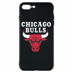 Чехол для iPhone 8 Plus Chicago Bulls Classic