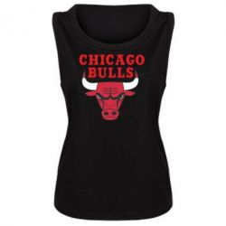 Женская майка Chicago Bulls Classic - FatLine