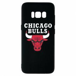Чехол для Samsung S8 Chicago Bulls Classic