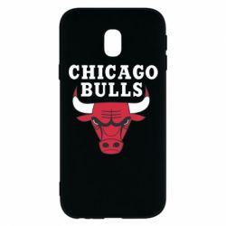 Чехол для Samsung J3 2017 Chicago Bulls Classic