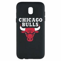 Чехол для Samsung J5 2017 Chicago Bulls Classic