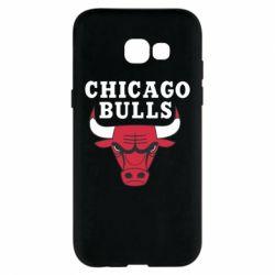 Чехол для Samsung A5 2017 Chicago Bulls Classic