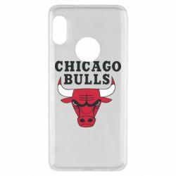 Чехол для Xiaomi Redmi Note 5 Chicago Bulls Classic