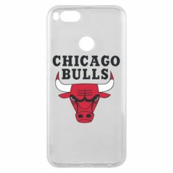 Чехол для Xiaomi Mi A1 Chicago Bulls Classic